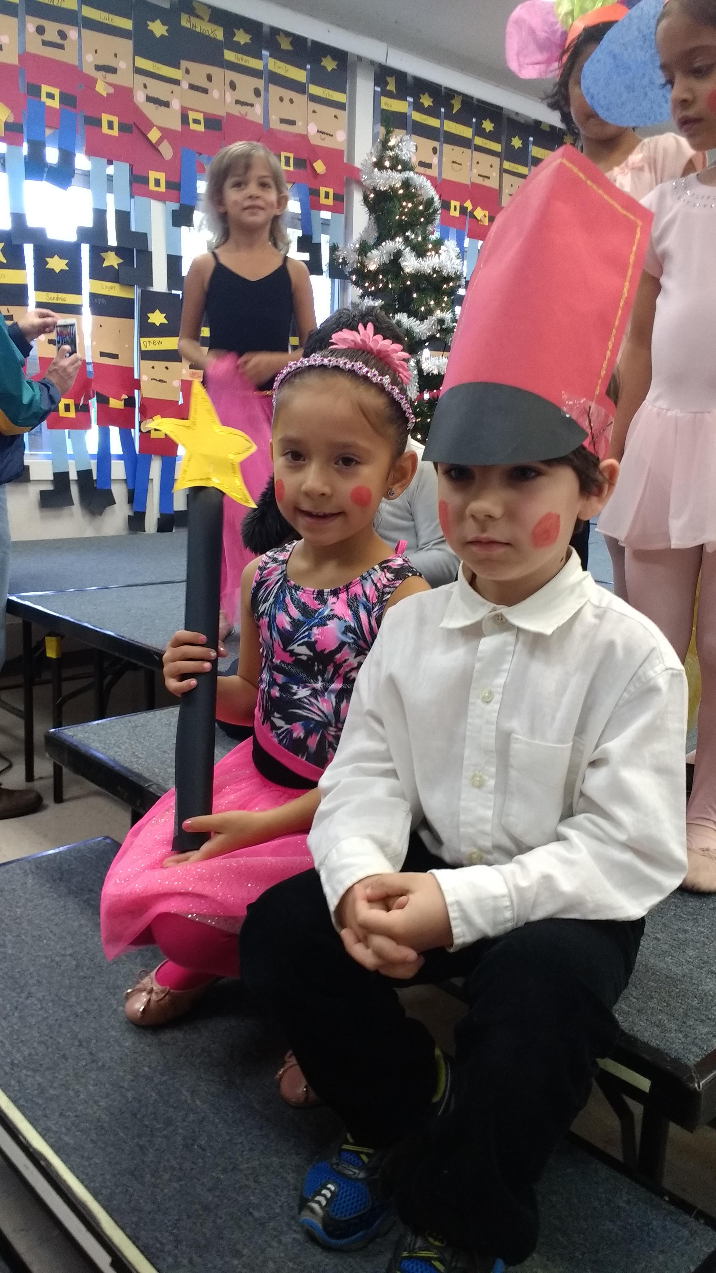 Mateus & Luciana - The Nutcracker, Alta Vista School, CA