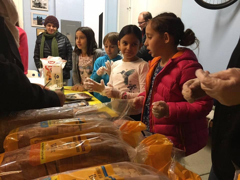 hope in a bag children action